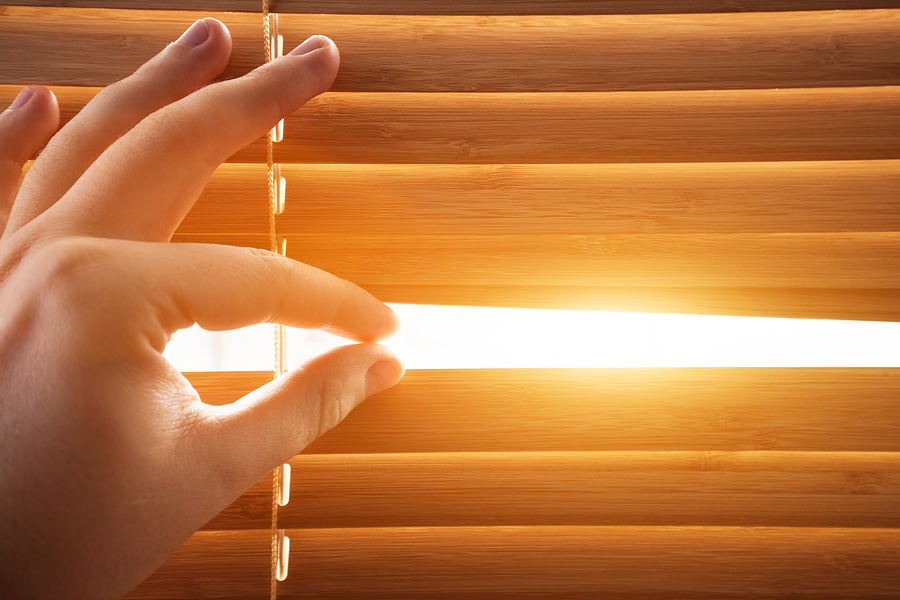 Restore Your Blinds to Their Original Condition